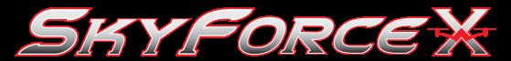 SkyForceX Logo